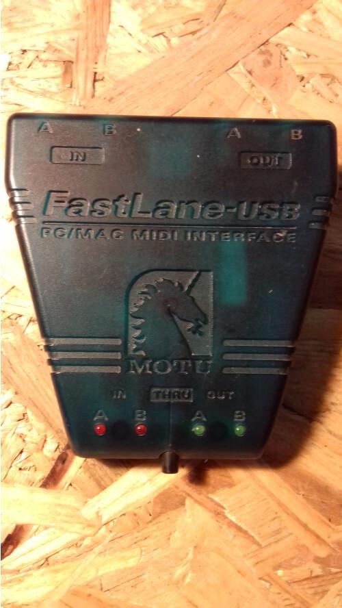 MOTU FastLane (13145)