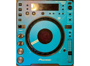 Pioneer CDJ-1000 MK2