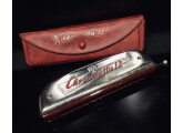 Hohner Chrometta 12 harmonica vintage