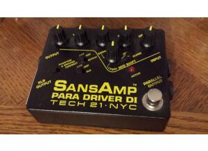Tech 21 SansAmp Para Driver DI