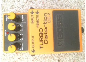 Boss DS-2 TURBO Distortion (90455)
