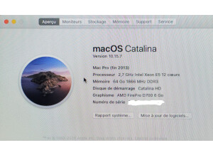 Apple Mac Pro 2013 (27697)