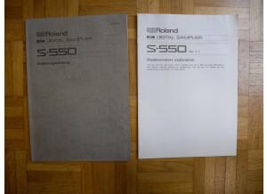 Roland S-550 (72463)
