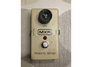 MXR M133 Micro Amp (82672)