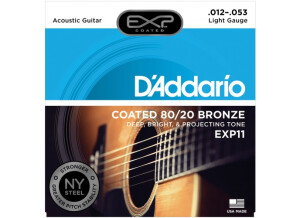 Elixir Strings Polyweb Coating 80/20 Bronze Acoustic