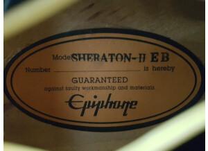Epiphone Sheraton II (54702)