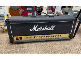 Marshall 4100 JCM900 Hi-gain Dual Reverb Head 1997