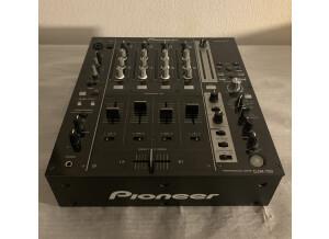 Table DJM 750-k face 2