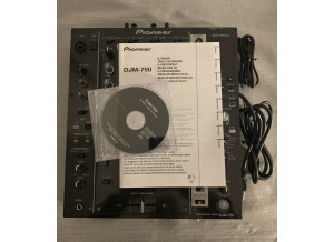 Table DJM 750-k doc