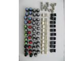boutons tables de mixage