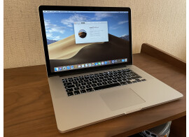 MacBook Pro Retina 15'' mi-2015