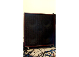 """Vends cab basse Tube-Town 4x10"""""""