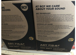 RCF ART 715-A MK4
