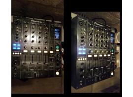 Table de mixage Pioneer DJM 800 ( (Club, discothèque, bar, restaurants, théâtre, chichas, conférences, discours, réunions, meet