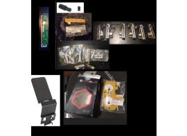 Cdj 2000 Pioneer, boutons/plaque/faders Pionner djm, cdj, Rane, …   - Support tablette métallique pour console mixage numériq