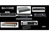 - Amplificateur professionnel 6 canaux ECLERC MPA6-80R, contrôle ethernet, 6 * 50/8, 6*80/4, 3 * 125/8, prix catalogue 1300 eu