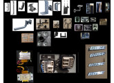 Bose 802, 402 vides,  502, accessoires, pièce détachées, capots, etc     Bose 402 série 1 :  - Bose 402 série 1 vide  comprenan
