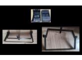 Accessoires Bose 802 ( Fixation pont structure pied, capot/couvercle/transport/protection enceinte Bose 802, permet le transpor