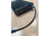 Pocket émetteur SHURE PGX1  fréquence P6 - Complet