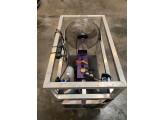 Panière alu Cage de transport pour MDG Atme ou autre avec ventilateur