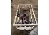 Panière alu Cage de transport pour MDG M3e ou autre avec ventilateur