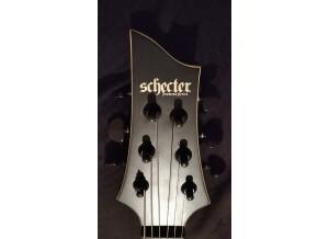Schecter C-1 SLS Evil Twin