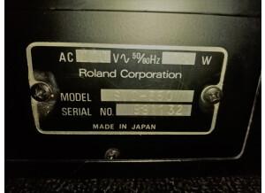 Roland SVC-350 Vocoder