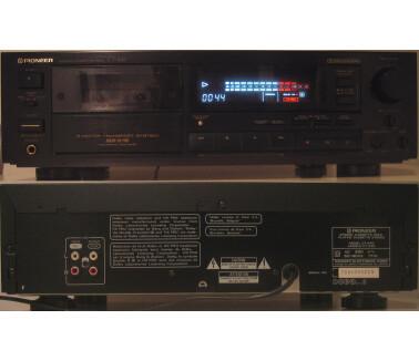 Pioneer CT-445