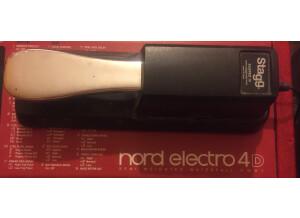 Clavia Nord Electro 4D