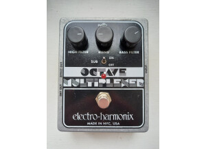 Electro-Harmonix Octave Multiplexer XO