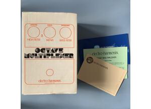 Electro-Harmonix Octave Multiplexer Reissue
