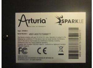 Arturia SparkLE Creative Drum Machine (95993)
