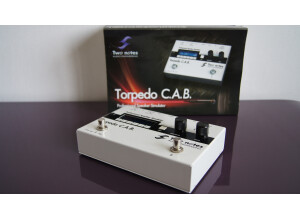 Two Notes Audio Engineering Torpedo C.A.B. (Cabinets in A Box) (60678)