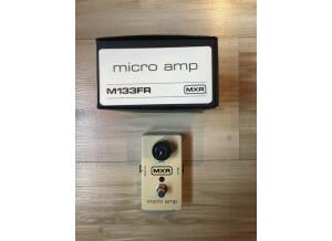 MXR M133 Micro Amp (61485)