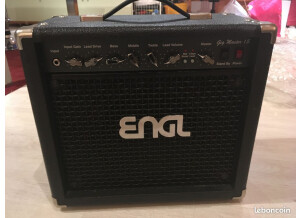 ENGL E310 Gigmaster 15 Combo