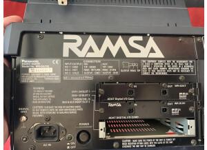 Ramsa WR-DA7