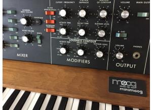 Moog Music Minimoog Model D (2016) (94497)