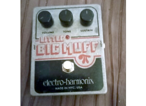Electro-Harmonix Little Big Muff Pi XO