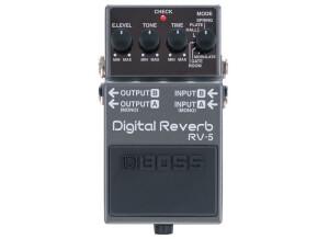 Boss RV-5 Digital Reverb