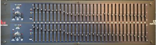 equalizer dbx 1231 - 4