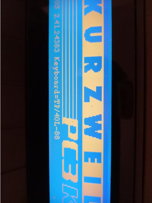 Kurzweil PC3K8 (35554)