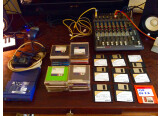Vends 25 cartouches ZIP avec lecteur et IOS  pour ASR ENSONIQ et MPC 2000.