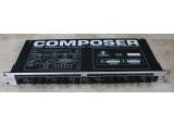 Compresseur 2 canaux, Behringer MDX 2100