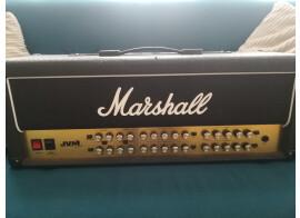 Tête d'ampli à lampes - MARSHALL JVM410H (A VENDRE)