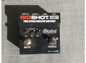 Radial Engineering BigShot ABY
