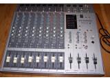 Vends console de mixage analogique IMPACT II 8 PHONIC