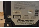 Vends Pioneer CDJ-1000 MK3