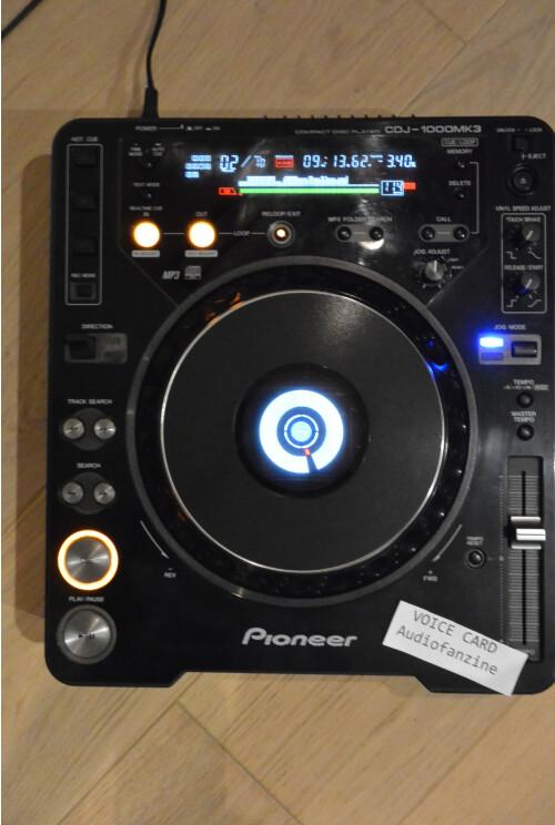 Pioneer CDJ-1000 MK3 (64115)