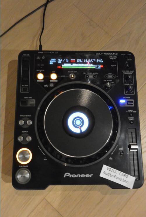 Pioneer CDJ-1000 MK3 (78951)