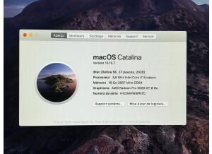 "Apple iMac 27"" (99385)"